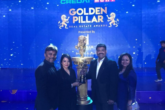 golden pillar awards